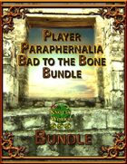 Player Paraphernalia Bad to the Bone Bundle [BUNDLE]