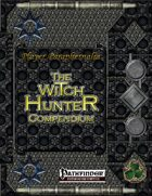 The Witch Hunter Compendium