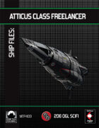 Ship Files: Atticus Class Freelancer