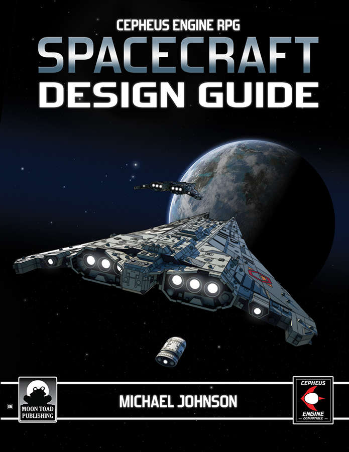 Spacecraft Design Guide Moon Toad Publishing Rpgnow Com