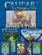 Calidar Series 1 Books + PDFs [BUNDLE]