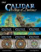 CAL2 Seven Poster Maps [BUNDLE]