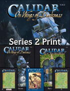 Calidar Series 2 Books & PDFs [BUNDLE]