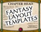 Fantasy Layout Templates