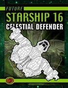 Future: Starship 16 -- Celestial Defender