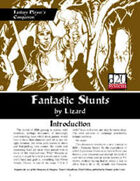 Fantasy Player's Companion: Fantastic Stunts