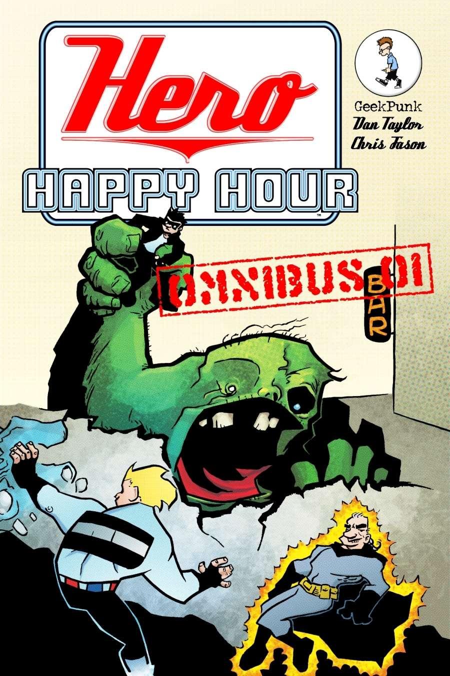 Hero Happy Hour: Omnibus 01