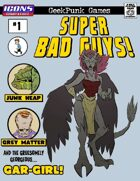 Super Bad Guys! #1 [ICONS]