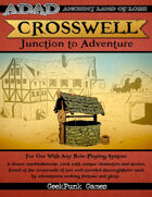 Crosswell: Junction to Adventure