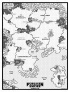 DAD DND: Forsaken Empire Map