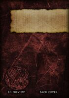 Dark book cover / poster #3