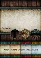 Boards with paper vintage backgrounds pack