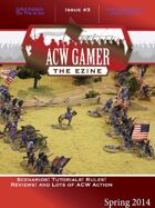 ACW Gamer: The Ezine Issue 3