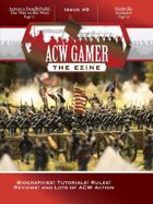 ACW Gamer: The Ezine - Issue 9, Fall 2015 - ACWG09