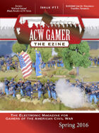 ACW Gamer: The Ezine - Issue 11, Spring 2016 - ACWG11