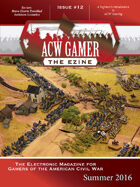 ACW Gamer: The Ezine - Issue 12, Summer 2016 - ACWG10