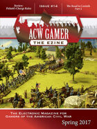 ACW Gamer: The Ezine - Issue 14, Spring 2017 - ACWG14
