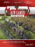 ACW Gamer: The Ezine-Issue 16, Fall 2017- ACWG15