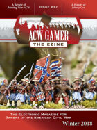 ACW Gamer: The Ezine-Issue 17, Winter 2018 - ACWG17