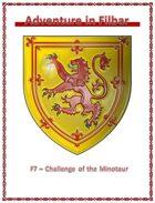 F7 - Challenge of the Minotaur
