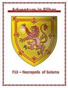 F13 - Necropolis of Sutama