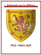 Cover of FP13 - Odie's Staff
