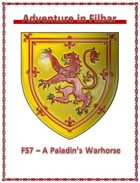 Cover of FS7 - A Paladin's Warhorse