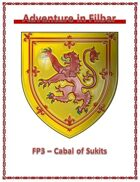 Cover of FP3 - Cabal of Sukits