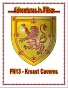 Cover of FN13 - Kroast Caverns