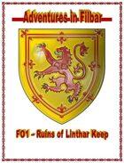 FO1 - Ruins of Linthar Keep