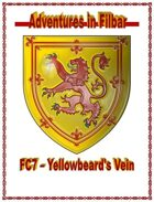 Cover of FC7 - Yellowbeard's Vein