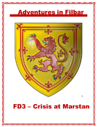 FD3 - Crisis at Marstan