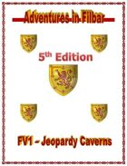 FV1 - Jeopardy Caverns