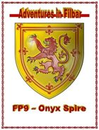 Cover of FP9 - Onyx Spire
