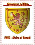 Cover of FN12 - Shrine of Ileaeni