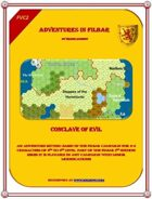 Cover of FVC2 - Conclave of Evil