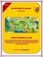 Cover of FN14 - Myric's Elemental Maze