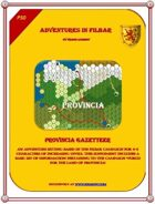PS0 - Provincia Gazetteer