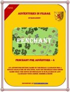 Cover of FVS5 - Penchant for Adventure 4