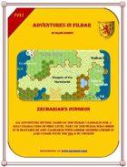 Cover of FVS1 - Zechariah's Dungeon