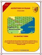 Cover of FVU1 - Ga Mantse Tombs