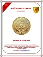 Cover of GC16 - Legend of Pula Noa