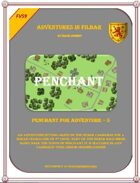Cover of FVS9 - Penchant for Adventure - 5