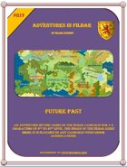 Cover of FQ13 - Future Past