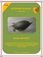 Cover of FVC9 - Royal Recovery