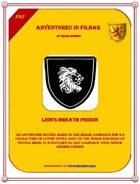 Cover of KN2 - Lion's Breath Prison