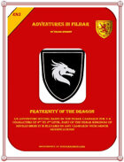 Cover of KN3 - Fraternity of the Dragon
