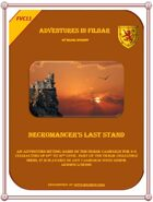 Cover of FVC11 - Necromancer's Last Stand