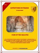 Cover of PL3 - Fane of the Oralites