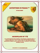 Cover of NC9 - Archipelago of Tyr